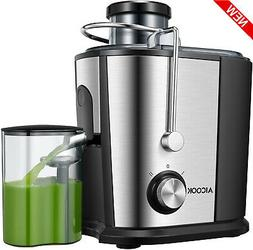 Juicer Juice Extractor, Aicok Wide Mouth Centrifugal Juicer,