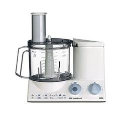 Braun K650 Multiquick 3 Kitchen Machine -14 Speeds, 600 Watt