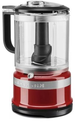 KitchenAid KFC0516ER 5 Cup whisking Accessory Food Chopper,