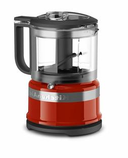 KitchenAid KFC3516 3.5 Mini Food Processor