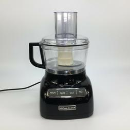 kfp0711cu 7 cup food processor black see