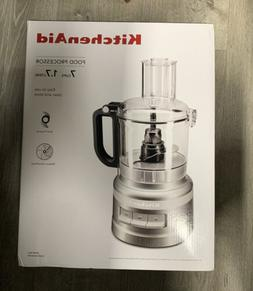 KitchenAid KFP0718CU 7-Cup 1.7-Liter Food Processor, Contour