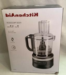 KitchenAid KFP0718CU 7-Cup Food Processor Chop, Puree, Shred
