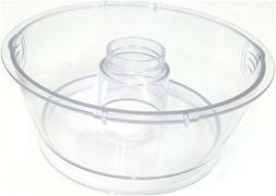 KitchenAid KFP09MB3 BPA-Free 3-Cup Mini Work Bowl