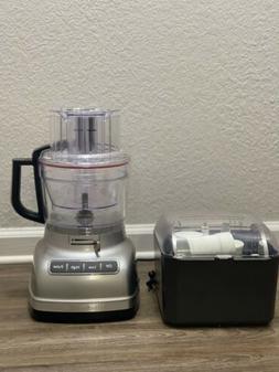 KFP1133CU 11-Cup Food Processor with ExactSlice System - Con