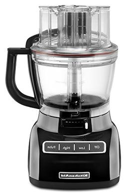 KitchenAid KFP1333OB 13-Cup Food Processor with ExactSlice S