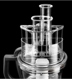 KitchenAid KFP13FTP 3-in-1 Ultra WideTM Mouth Feed Tube Push