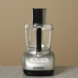 KitchenAid KFP720CU 7 Cup Food Processor with Mini Bowl and