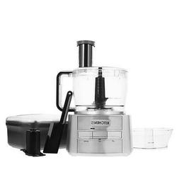Kitchen HQ 12 5 Cup Bowl Induction Motor Food Processor