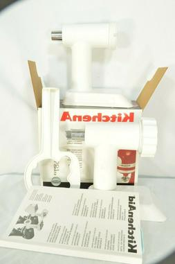 Kitchen Aid Food Processor - Food Grinder Stand Mixer Attach