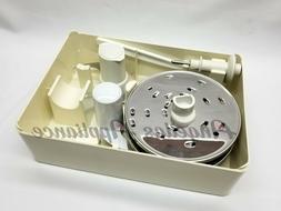 Kitchen Aid Food Processor Model KFPW760W Parts Accessories