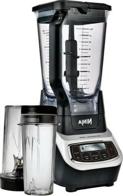 SharkNinja BL687CO Kitchen Nutri Blender System, Silver/Blac