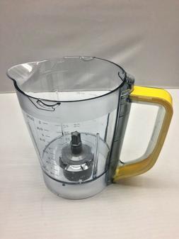 kitchen system pulse 40oz food processor bowl