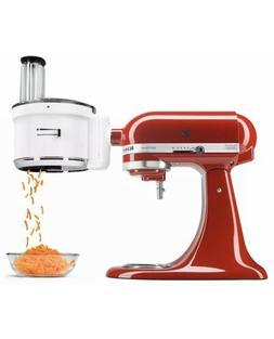 KitchenAid Food Processor Attachment KSM1FPA Stand Mixer Sli
