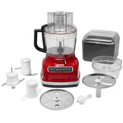 KitchenAid KFP1133ER 11-Cup Food Processor with Exact Slice