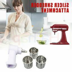 For KitchenAid Stand Mixer Fresh Prep Slicer Shredder Attach