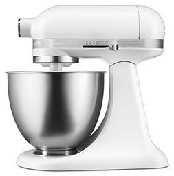 KitchenAid KSM3311XFW Artisan Mini Series Tilt-Head Stand Mi