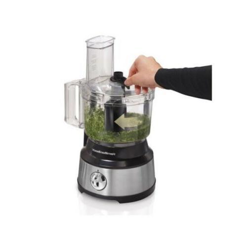 10 Capacity Food Processor Speed Pulse