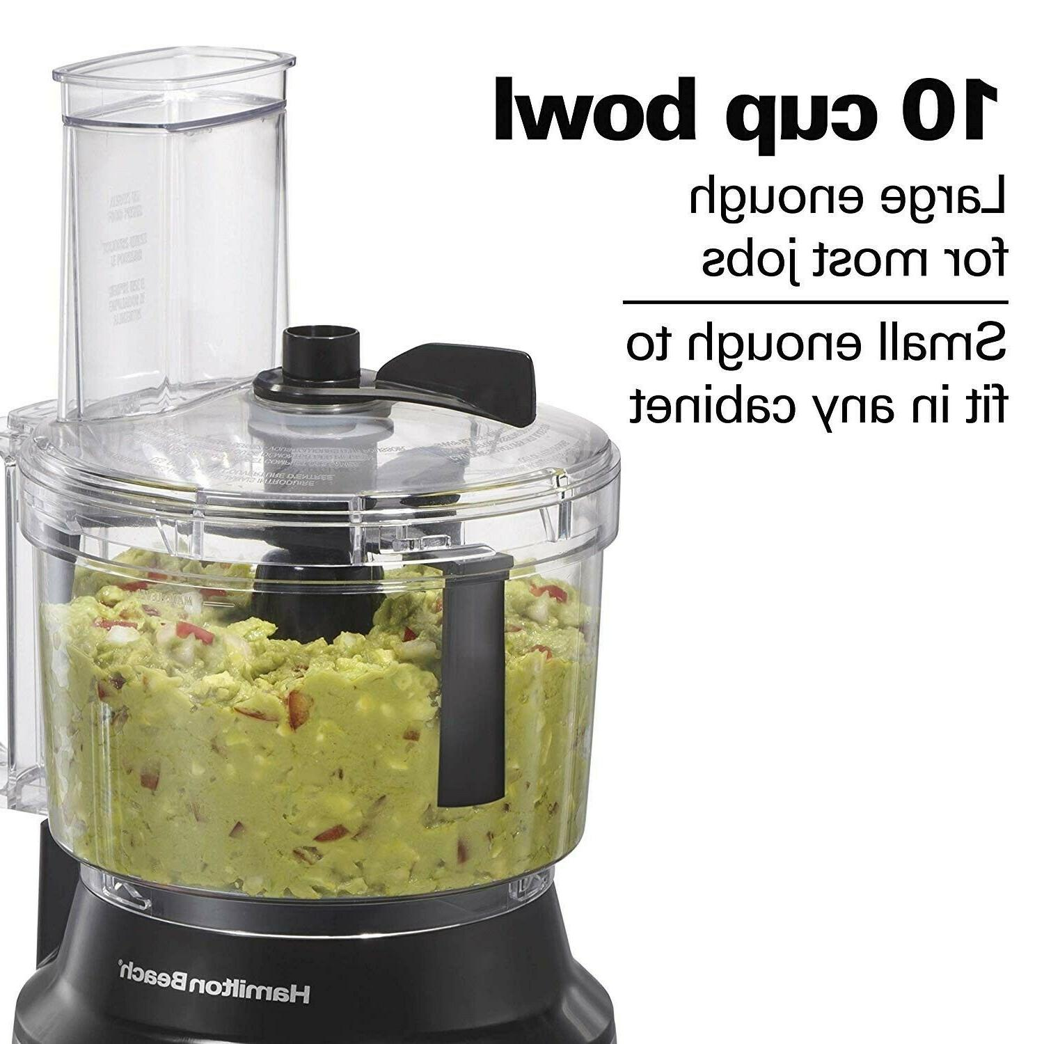 10 Cup Processor Kitchen Vegetable