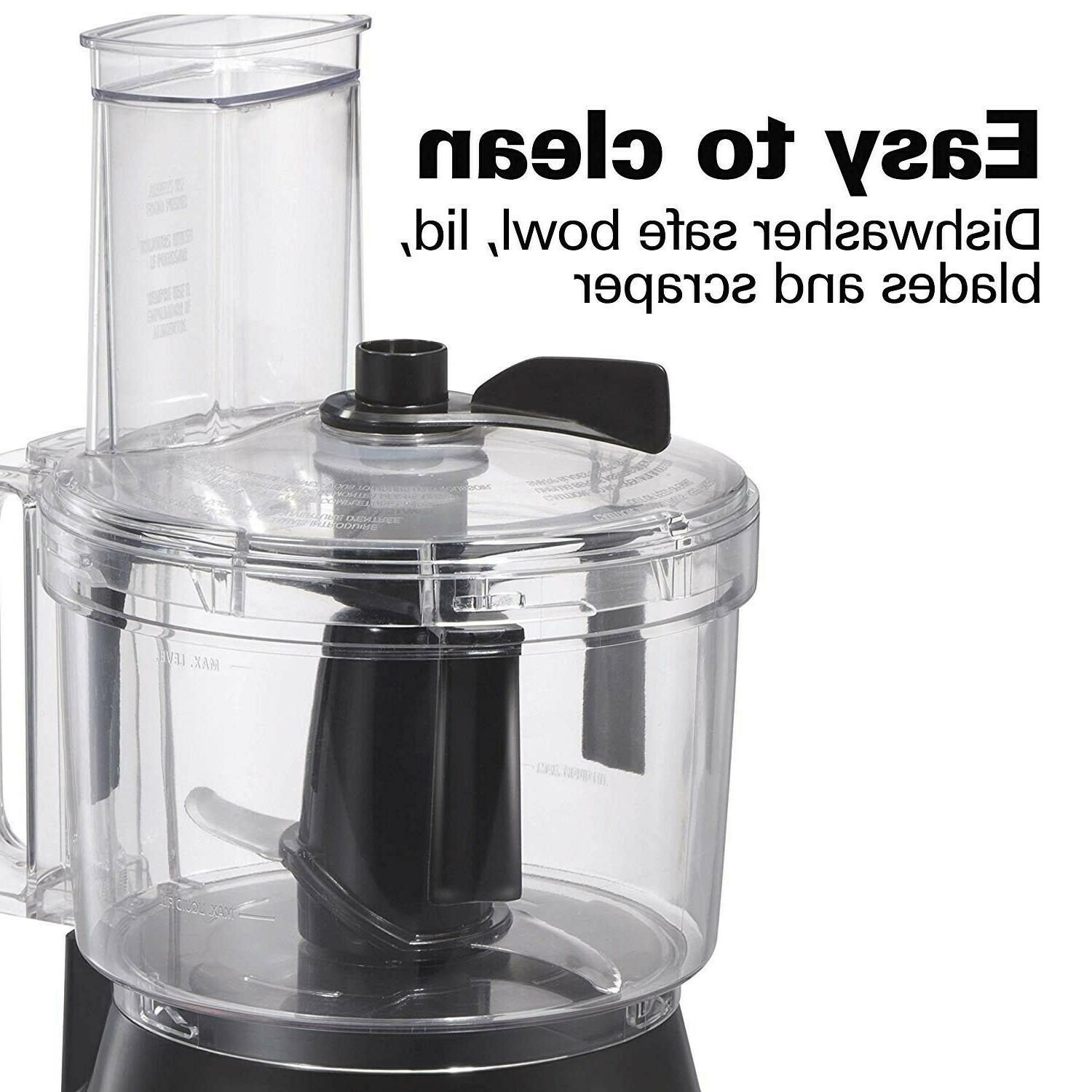 10 Food Processor Kitchen Chopper Vegetable With Bowl