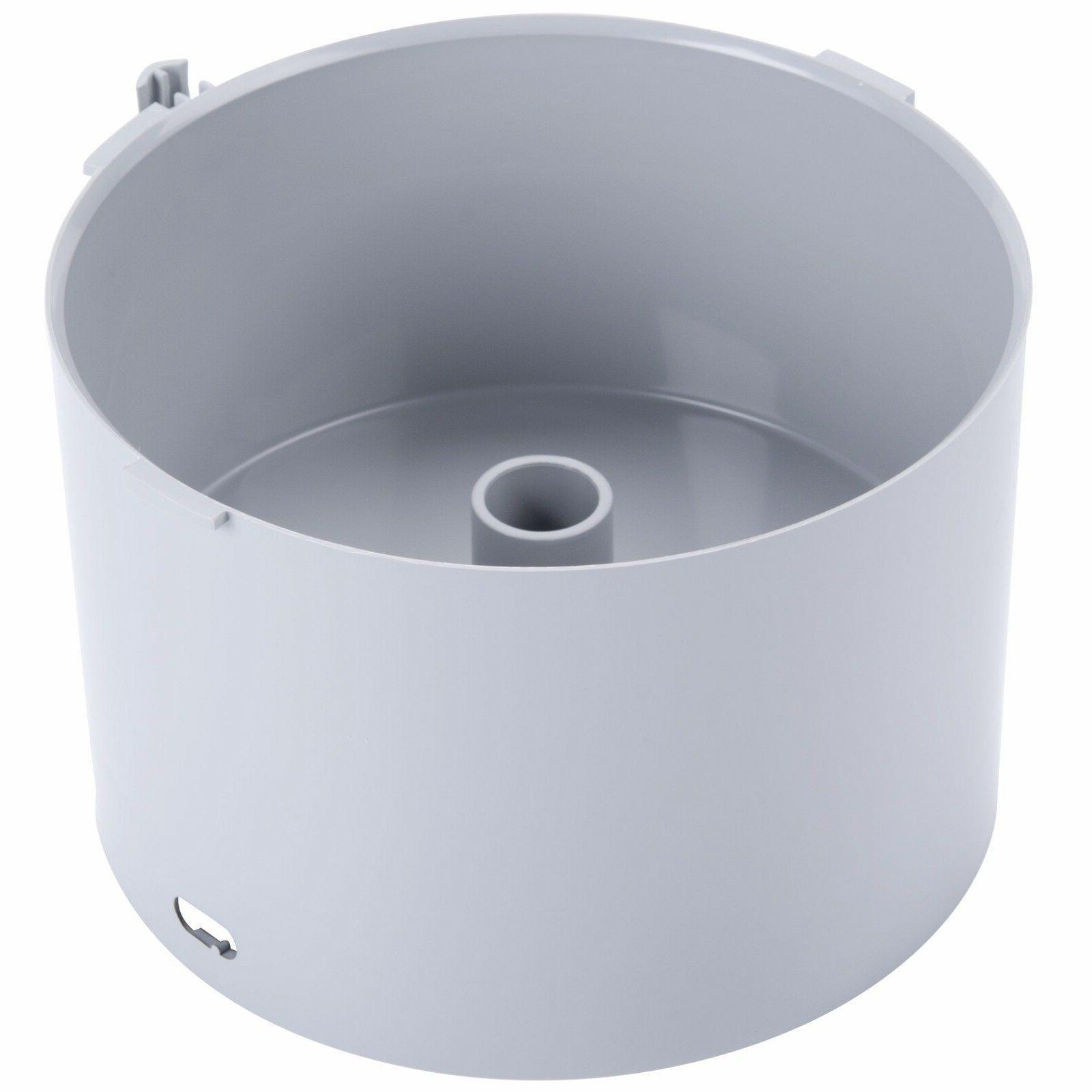 Robot Coupe 102702 R100 R101 Food Processor Gray Bowl 2.5 Qu