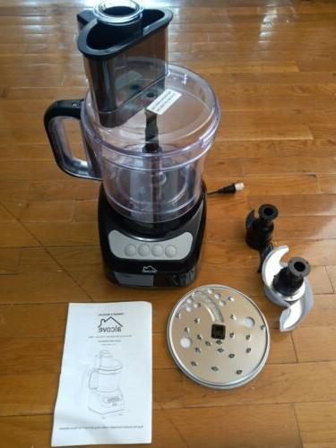 12-Cup Food 1.8L 3 2 Disc