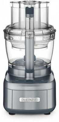 CUISINART 13-Cup Food Processor and Dicing Kit 3-Speed, Touc