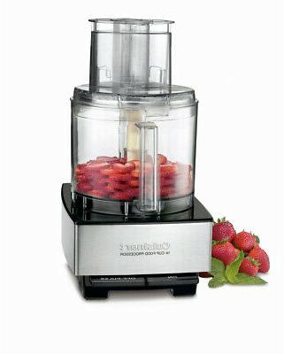 CUISINART 14-Cup BPA Free w/ Lid, Stainless