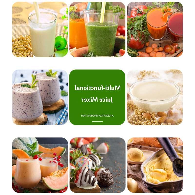 Becornce Multi-functional Nutrition Machine Fruit Juicer Timer-Blenders <font><b>Food</b></font>-<font><b>Processor</b></font>