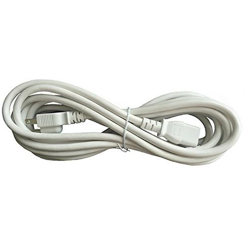 BYBON 25ft 18 AWG SJT Universal Power Cord for computer prin