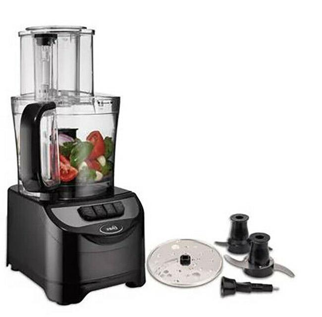 2 speed food processor 10 cup capacity