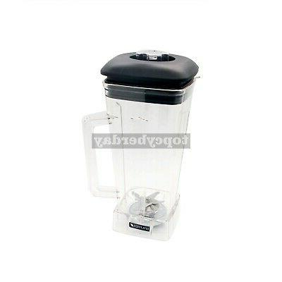 2L Commercial Grade Blender Mixer Juicer Processor #US