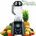 NEW 3.5HP DIGITAL TOUCH PRO COMMERCIAL FRUIT SMOOTHIE BLENDE