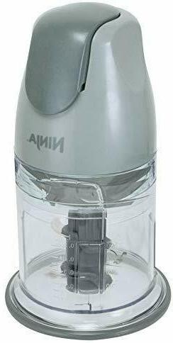 400-Watt Blender/Food Processor for Frozen Blending, Chopping and Food Prep with