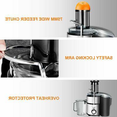 5in1 Juice Extractor Juicer Blender Grinder Chopper Food Processor