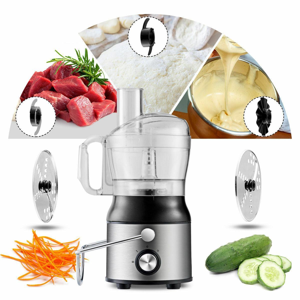 5in1 Multifunction Extractor Juicer Blender Chopper Food