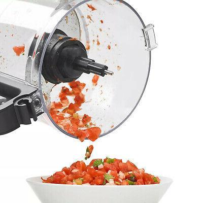 Speed Food Veggie Silver