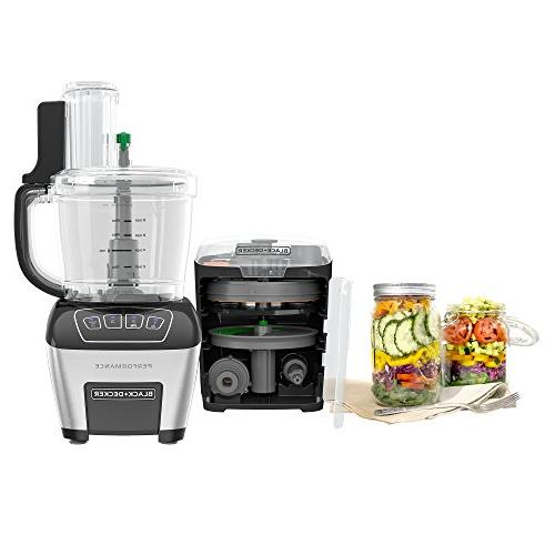 BLACK+DECKER Performance Food with Control,