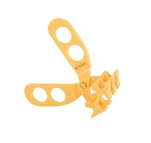 Cuddle Scissor Chopper, Slicer – Yellow