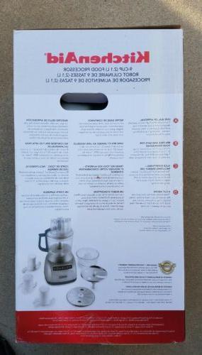 Kitchenaid - Food Processor