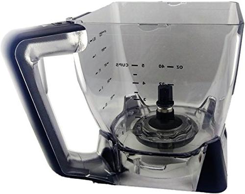 Ninja Kitchen Systems 40 oz Pitcher Bowl , ONLY for  BL700,