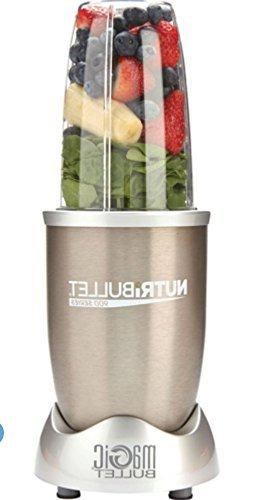 NutriBullet High-Speed Blender/Mixer with Hardcover Recipe Book Included