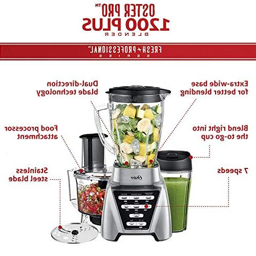 Oster Pro with Smoothie Processor