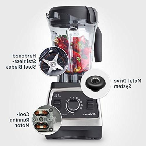 Vitamix Professional Series 750 Blender, Low-Profile Container,