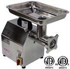 **NEW** AMERICAN EAGLE AE-G12N #12 1HP STAINLESS STEEL COMME