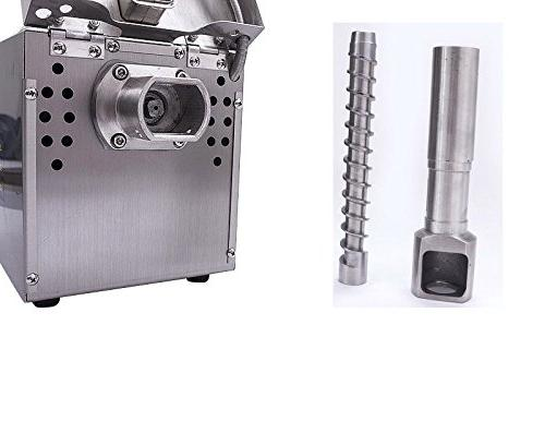 Carejoy Machine,Automatic Stainless Pressing Hot Press for Seed