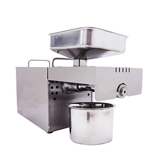 Carejoy Stainless Steel Small Pressing Press for Peanut Nuts