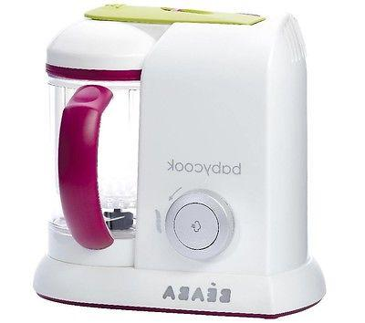 Beaba Babycook Pro Baby Food Maker in Gipsy BRAND NEW!