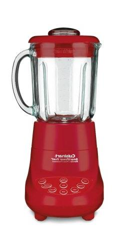 Cuisinart BFP-703RFR SmartPower Duet Blender, Red