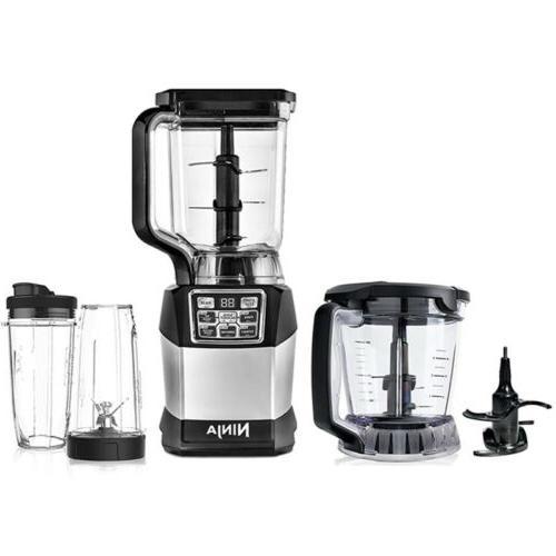 Ninja BL494 Pro & 1200W Auto-iQ w/ Cups &